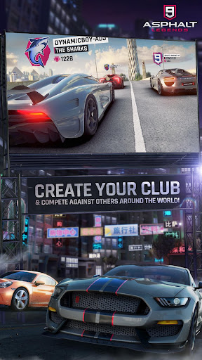 Asphalt 9: Legends - Epic Car Action Racing Game 2.4.7a screenshots 4
