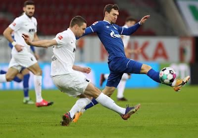 Bundesliga : Schalke 04 et Benito Raman ne parviennent pas à sortir de leur série noire