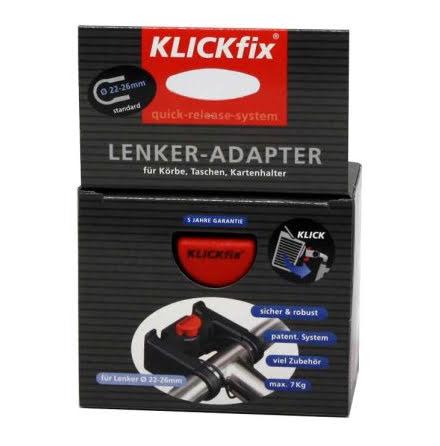 Klickfix Adapter till Cykelkorg Nylon IM-636.2026