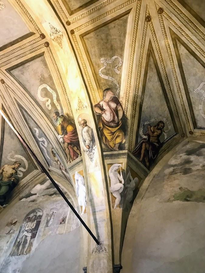 118 этажей к тайне Мона Лизы или 5 дней в Ломбардии (Бергамо, Изео май 2018)