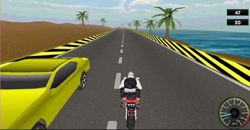 Race The Bike 3D