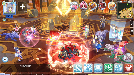 Ragnarok M: Eternal Love EU apkmr screenshots 5
