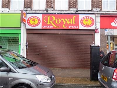 Royal Chicken N Pizza On Field End Road Fast Food