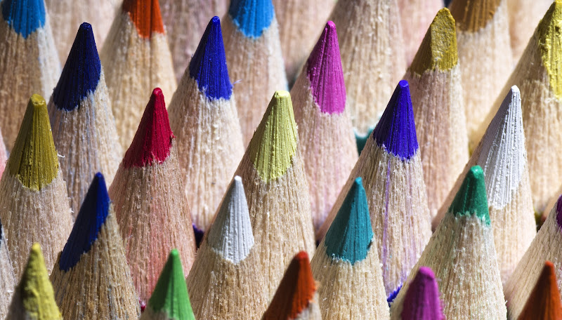 Pastels pattern di Roberto Simonazzi