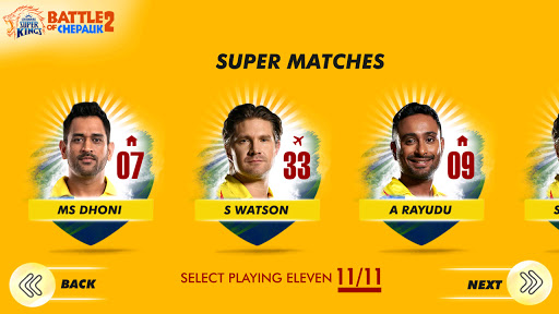 Chennai Super Kings Battle Of Chepauk 2 apktram screenshots 4