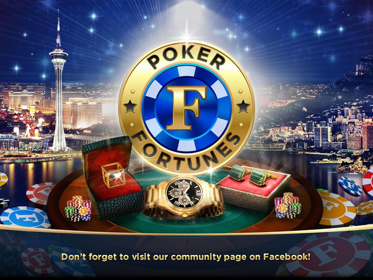 Poker Fortunes- screenshot