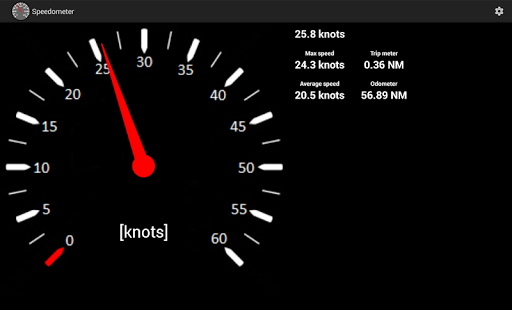 Speedometer screenshot 8