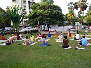 Photo: 2011 - Yoga Camp