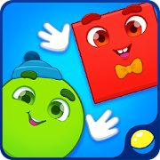 Shape Game for Toddlers & Kids