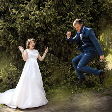Wedding photographer Kristina Kalinina (KalininaKristina). Photo of 28.07.2016