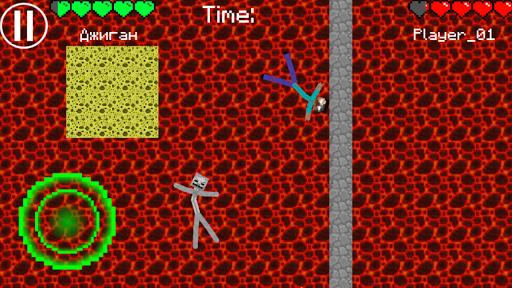 Stickman Warriors My Craft Online 8 screenshots 5