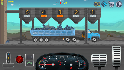 Trucker Real Wheels - Simulator apkmr screenshots 5