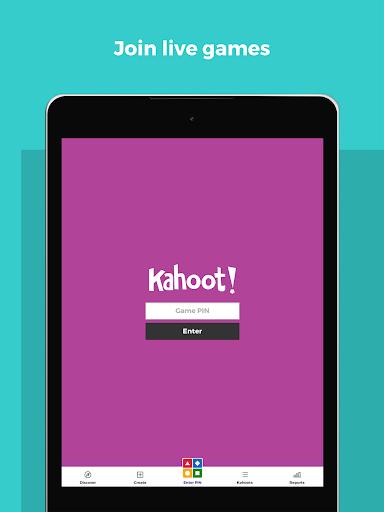 Screenshot for Kahoot! in Hong Kong Play Store
