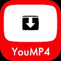 YouMP4 Video - Tube Media Downloader icon