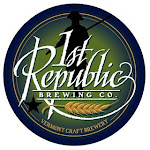 Logo for First Republic Brewing Co
