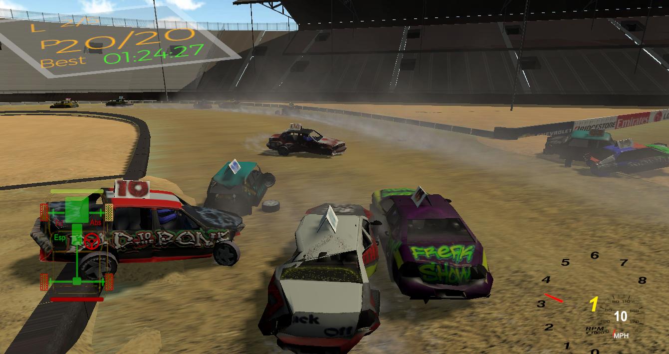 Brain Games Car Crash