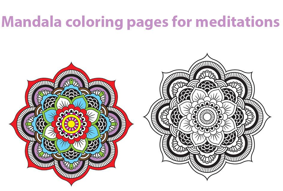 Mandala coloring pages 2 Android Apps on Google Play