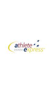 USADA Athlete Express Updater - náhled