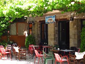 Photo: Γρανίτσα. Καφενείο στην πλατεία