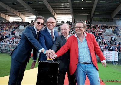 Marc Coucke était un spectateur régulier... du FC Bruges