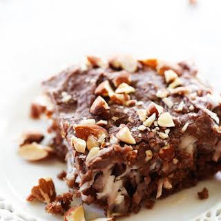 Almond Joy Cake.