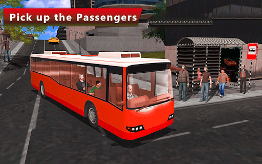 Passenger Bus Simulator City Coach 1.1 screenshots 2