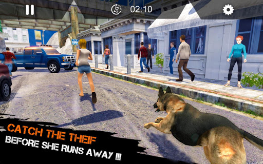 US Police Dog Duty - Police Dog Simulator 2019 1.0 screenshots 2