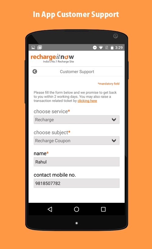 DTH & Mobile Recharge, Bill Payments, Cashback- screenshot