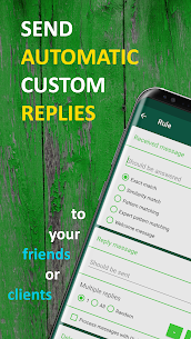 AutoResponder for WA – Auto Reply Bot App Download For Android 1