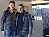 Michel Wuyts en familie Merckx treuren om het heengaan van Patrick Sercu