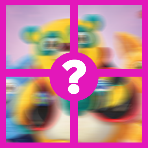 Special Agent Oso Quiz (game)