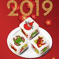 Bầu Cua Tài Lộc - Tết 2019