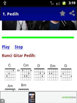 Chord Gitar Termudah Last Child