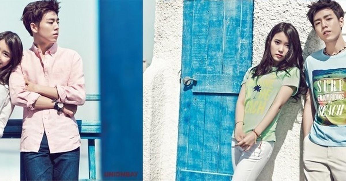 IU and Lee Hyun Woo pair up again to make an adorable