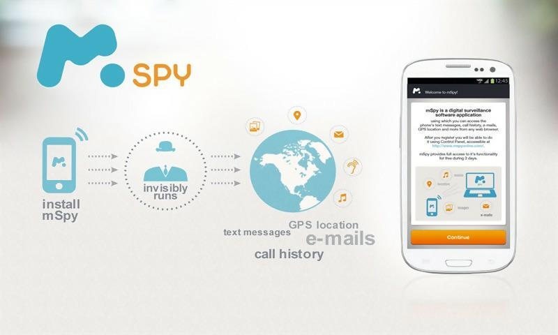Aplicaciones de control parental MSpy