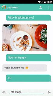 Hoccer – the secure Messenger- screenshot thumbnail