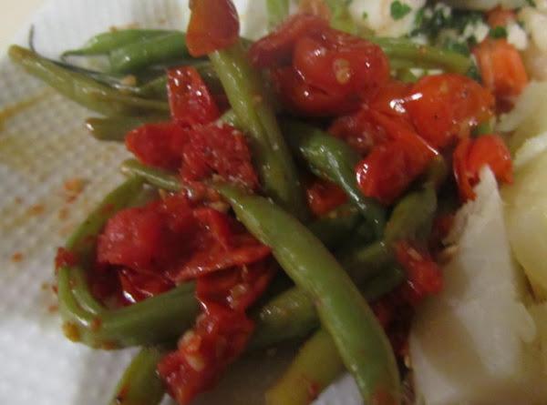 Green Beans Arrabiata (angry Green Beans) Recipe