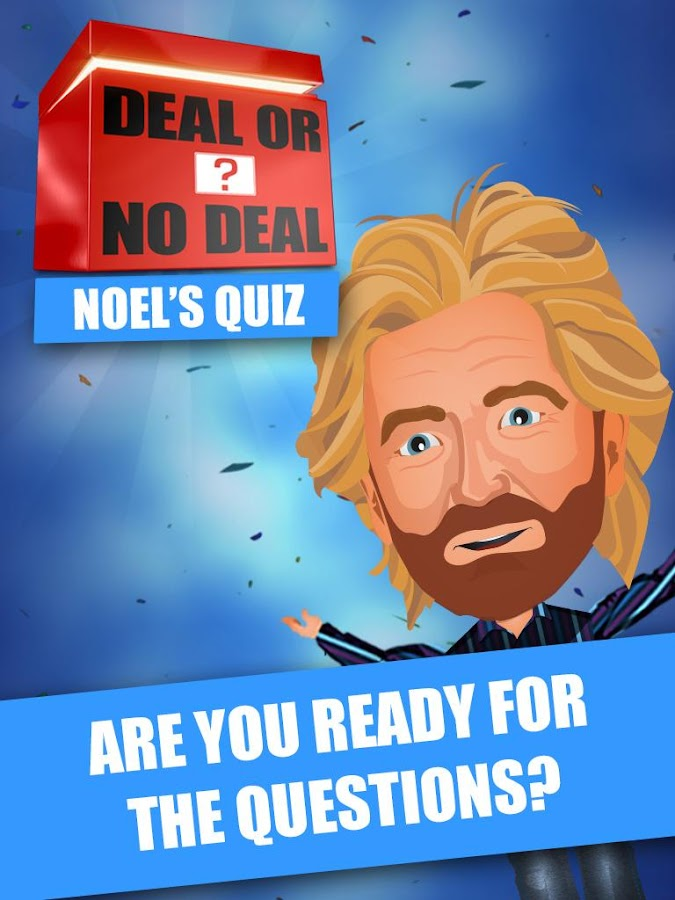 deal or no deal questions