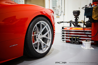 Photo: PUR WHEELS DESIGN 4OUR MONOBLOCK http://www.ac.auone-net.jp/~ever_g/tire/index.html