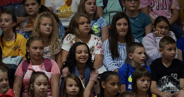 Back to School 2019 - Dewitt Elementary