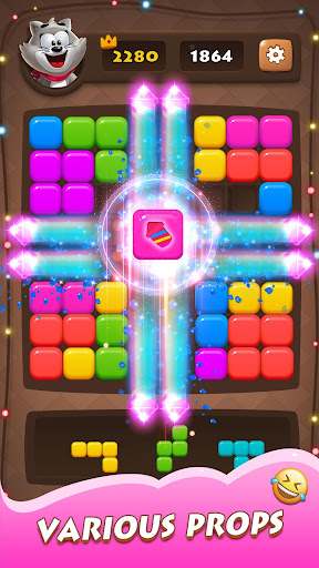 Puzzle Master - Sweet Block Puzzle screenshots 2