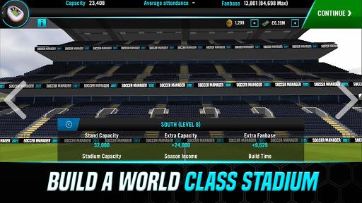 Soccer Manager 2021 - Football Management Game screenshots 4