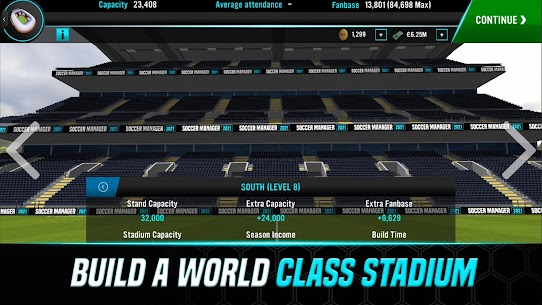 Soccer Manager 2021 – Football Management Mod Apk (Free Kits Receive) 1.1.3 4