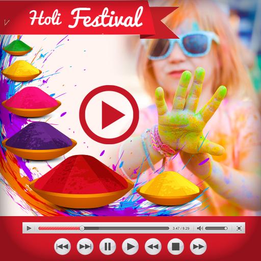 Holi Photo To Video Maker 2017 (app)