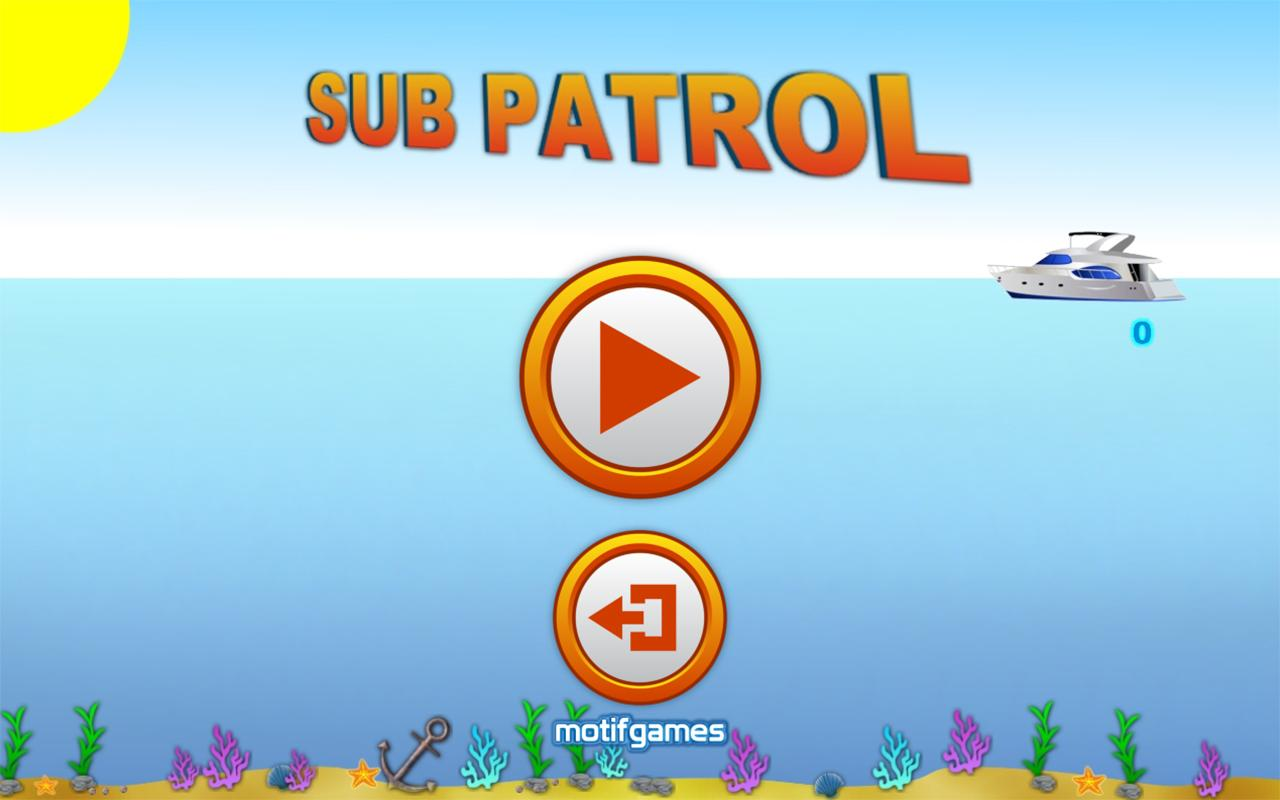 Sub Patrol- screenshot