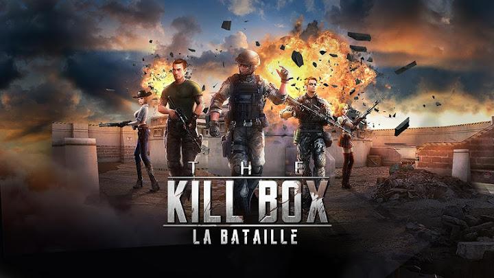 The Killbox: La Bataille Android App Screenshot
