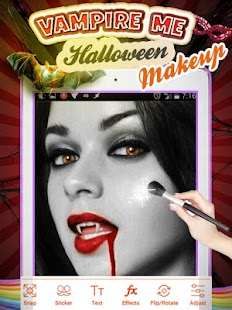 Vampire Me : Halloween Makeup Face - náhled