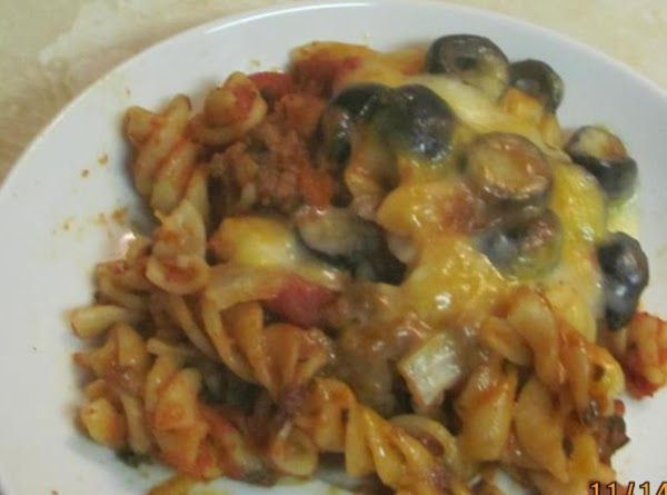Sausage Pizza Casserole Recipe