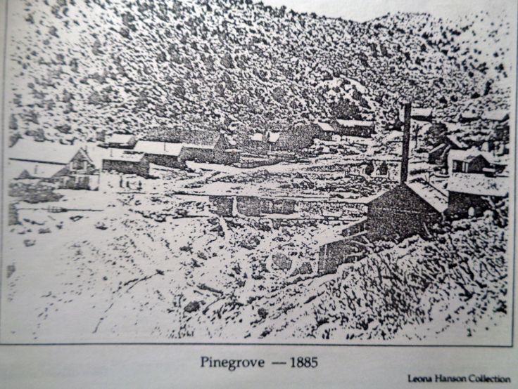 Yerington Mondays: Yerington Monday: The Mines of Lyon ...