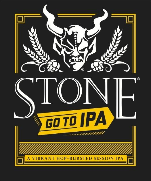 Logo of Stone Go To IPA